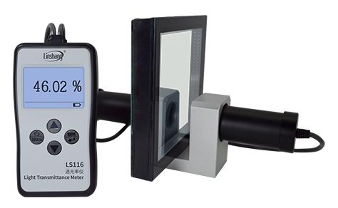LS116 light transmittance tester for large thickness glass
