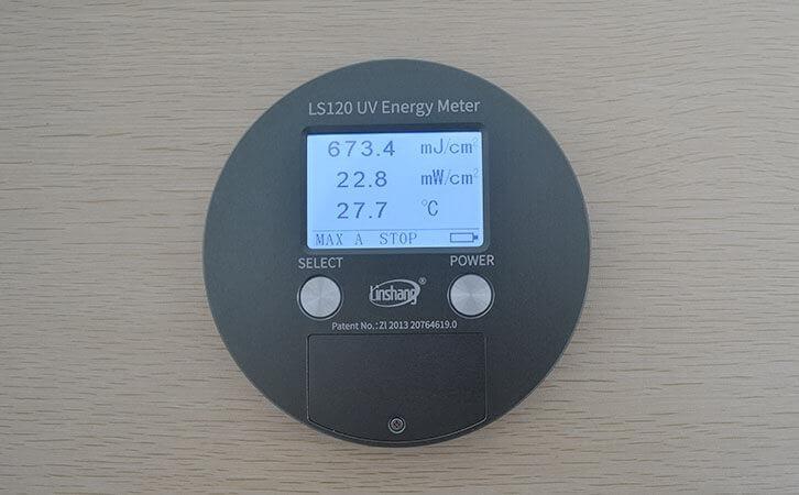 LS120 UV integrator