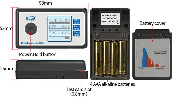 window tint meter