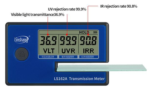 transmission meter test stick-film glass