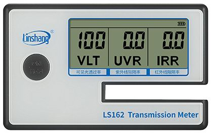 LS162 window tint meter original status