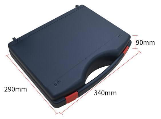 LS180 solar film transmission meter package