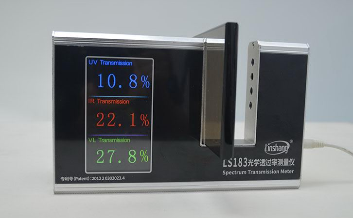 LS183 light transmittance meter