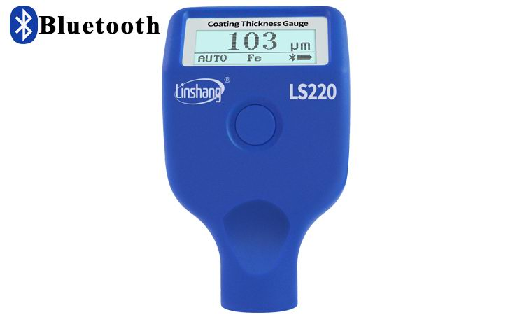 LS220B Automotive Paint Meter With Bluetooth