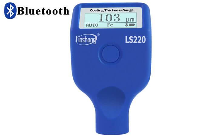 LS220B Bluetooth Automotive Paint Meter