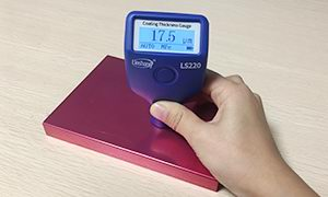 LS220H Dry Film Thickness Gauge