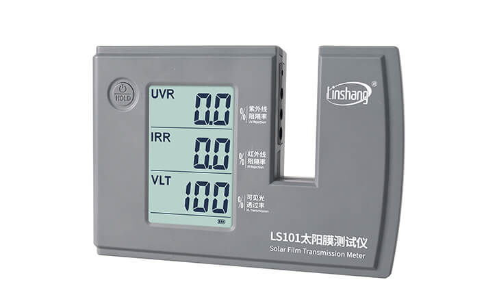 LS101 Solar Film Transmission Meter (2nd)