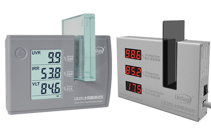 New Upgrade: LS101 Solar Film Transmission Meter