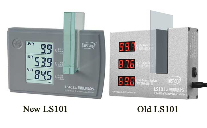 LS101 tint testers