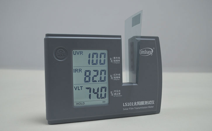 LS101 window tint meter