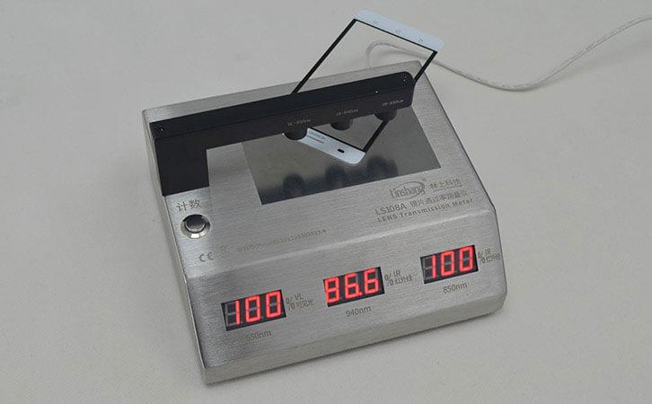 LS108A lens light transmission meter