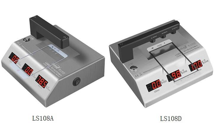 lens transmission meters