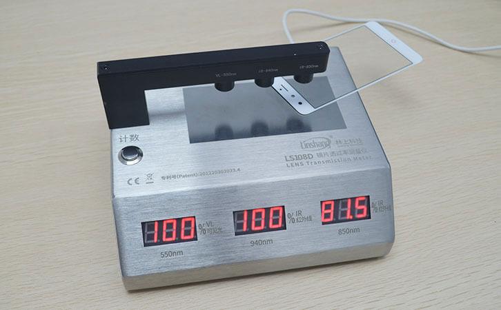 LS108D lens transmittance meter
