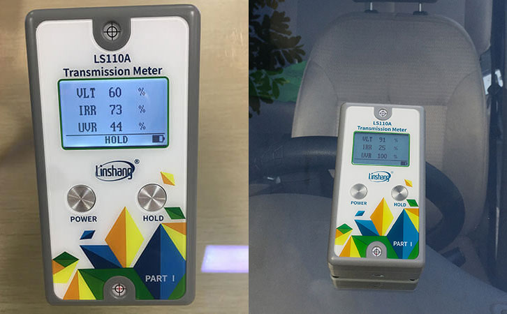 What Optical Properties Should We Test With Window Tint Meter ?