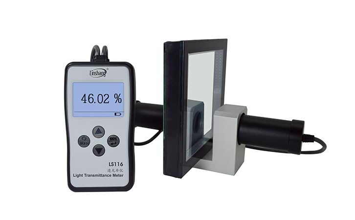 LS116 parallel light transmittance meter