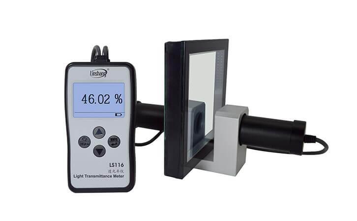 LS116 parallel light transmittance meter