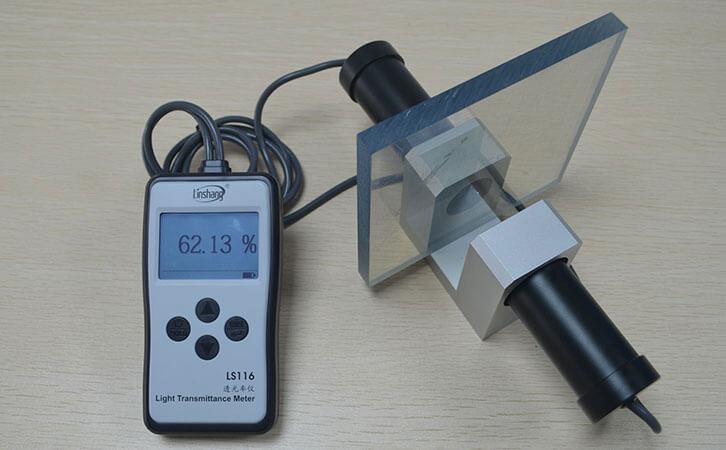 LS116 transmission meter