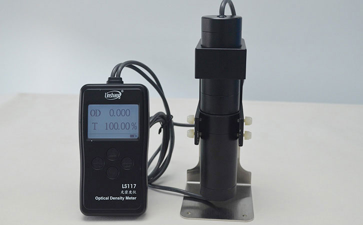 LS117 light transmittance meter