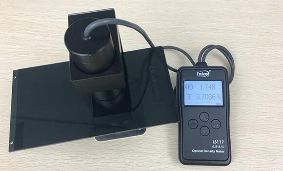 transmittance tester