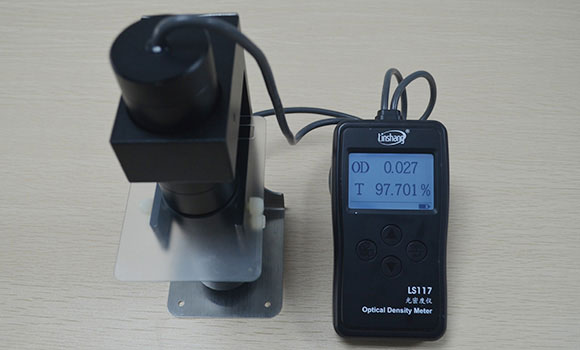 Transmittance Meter | Measures to Improve Frosted Glass Transmittance