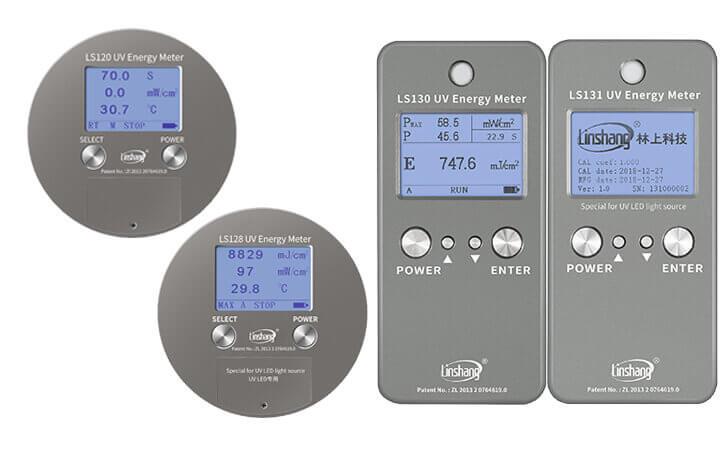UV light measurement equipment