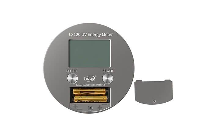 LS120 UV energy meter