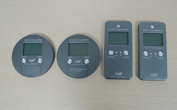 Linshang UV energy meters