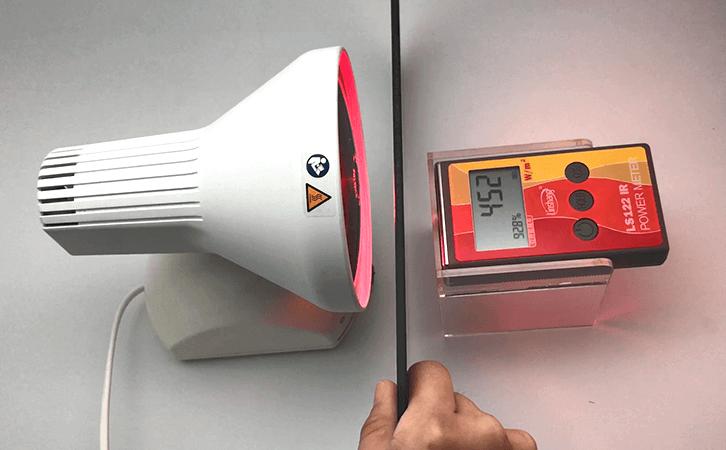 LS122 infrared power meter