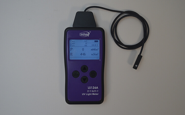 LS126A light intensity meter