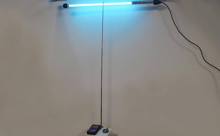 UVC light meter