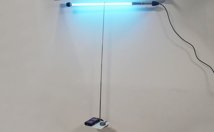 UV light measurement equipment