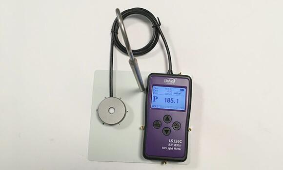 UVC meter Applied in Medical Industry