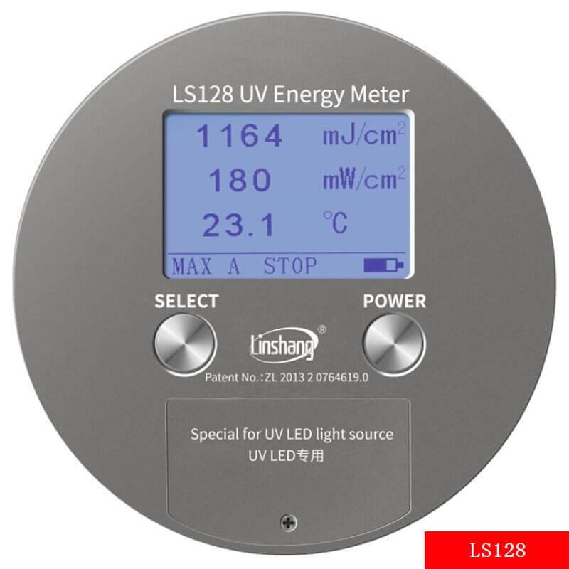 LS128 UV power puck