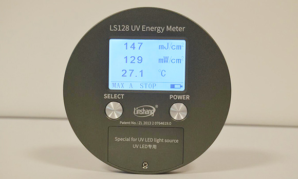 UV Energy Meter | Color Curing Technology of Pigments
