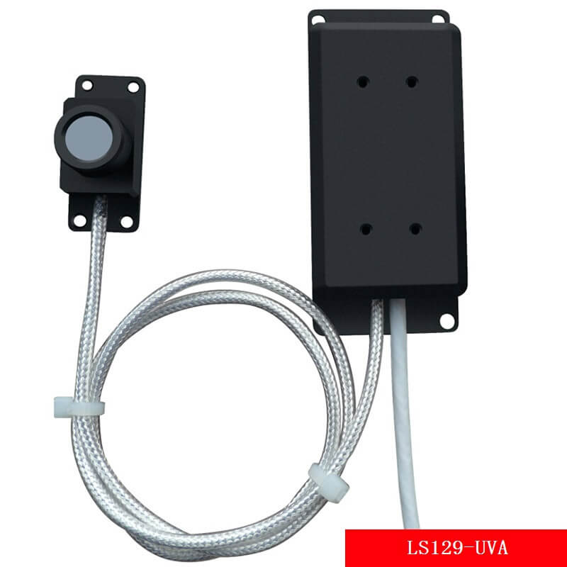 Online UV Intensity Meter for Mercury Lamps