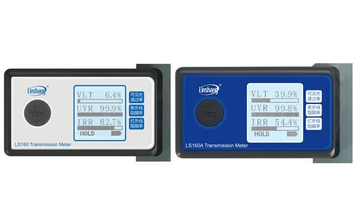 LS160 light transmission meter