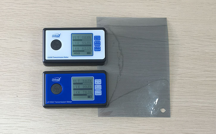 Why is the 1400nm Solar Film Transmission Meter more Expensive than the 950nm?