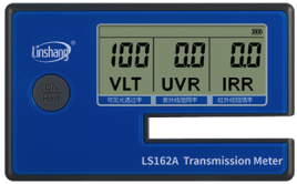 LS162A window tint meter