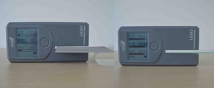window film meter