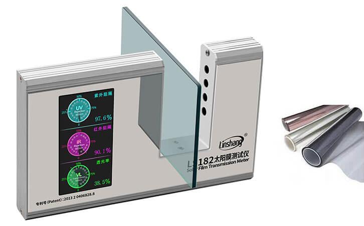 LS182 light transmission meter