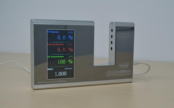 LS182 window film transmission meter
