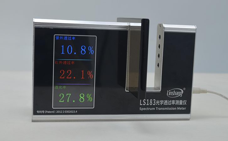 How to Choose Light Transmission Meter to Verify UV-proof Heat Insulation Glass?