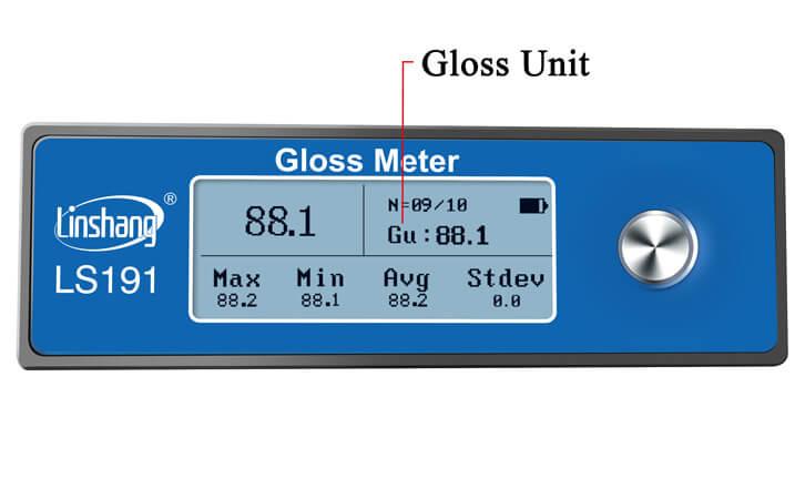 gloss metre