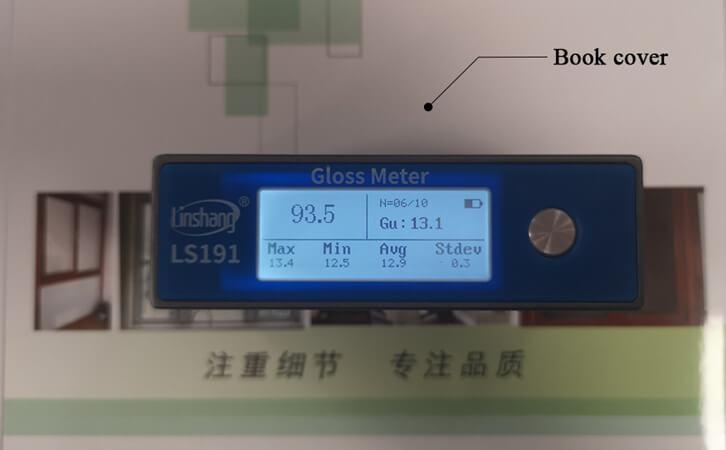 LS191 gloss meter