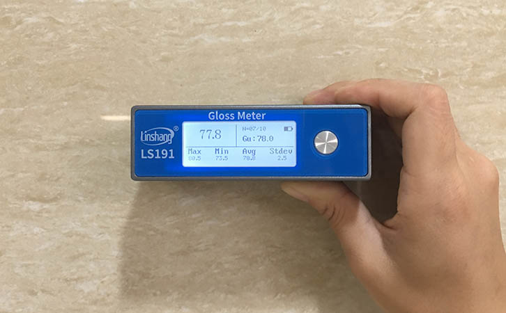 60 degree gloss meter