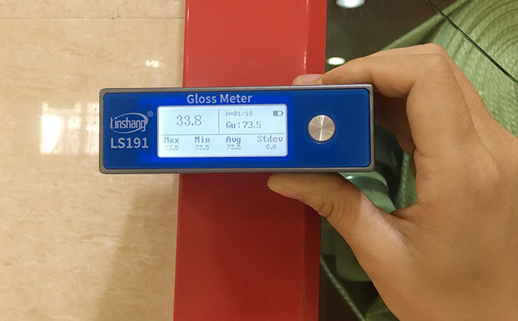 surface gloss meter
