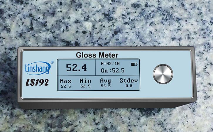 Marble Gloss Meter