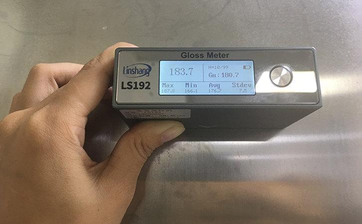 60 degree gloss meter