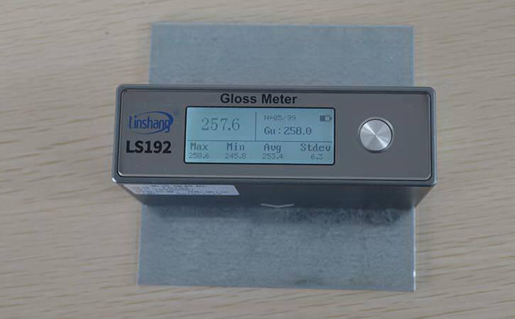 LS192 gloss tester