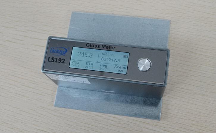 LS192 gloss meter